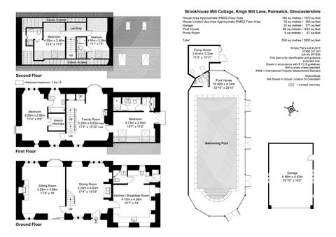 Brookhouse Mill Cottage Floor Plan.Jpg