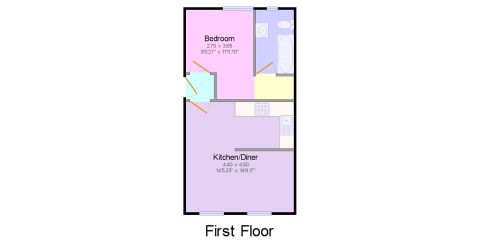 Flat 4, 6 Granville Road Floor Plan.Jpg
