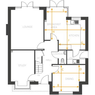 The Seaton Ground Floor