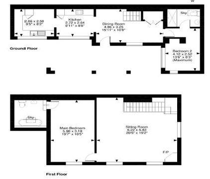 Floor Plan The Burrow.Png