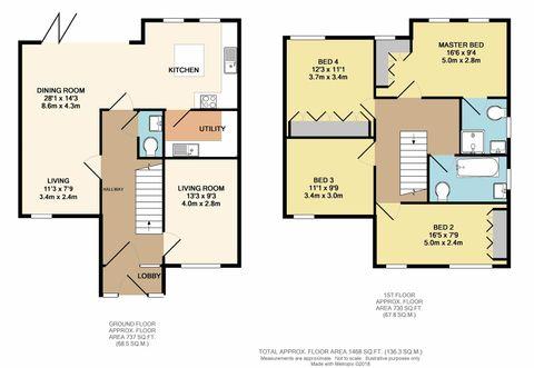 Plot 9 Floor Plan