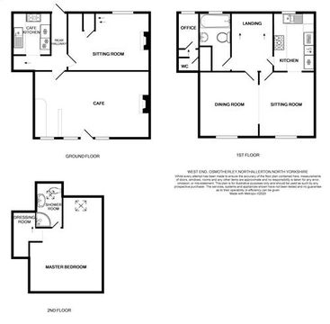 4 West End, Osmotherley - Floorplan.Png