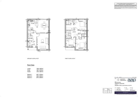 Floor Layout Plans And Room Sizes Beechcroft Court