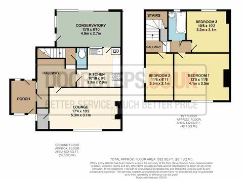 Floorplan - 48 Firhill Road