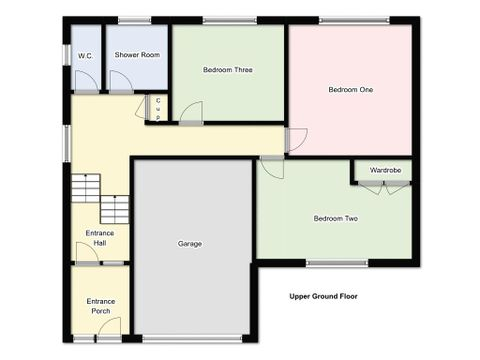 Upper Ground Floor
