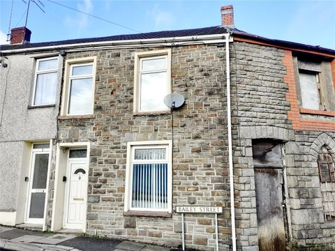 Property photo 1 of 19. Picture 1 of Bailey Street, Aberpennar, Mountain Ash CF45